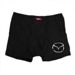 Мужские трусы Mazda 3D Logo - FatLine