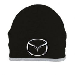 Шапка Mazda 3D Logo - FatLine
