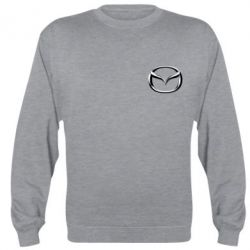 ������ Mazda 3D Small Logo - FatLine