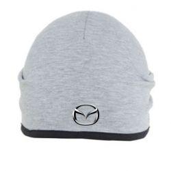 Шапка Mazda 3D Small Logo - FatLine