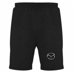 Мужские шорты Mazda 3D Small Logo - FatLine