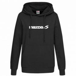 Женская толстовка Mazda 6 - FatLine