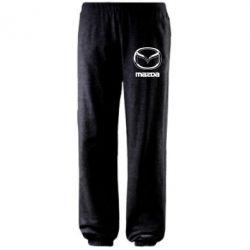 Штаны Mazda Logo - FatLine