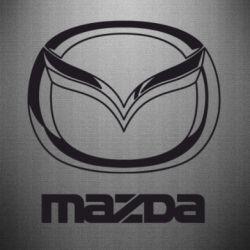 Наклейка Mazda Logo - FatLine