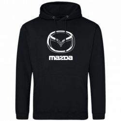 Толстовка Mazda Logo - FatLine