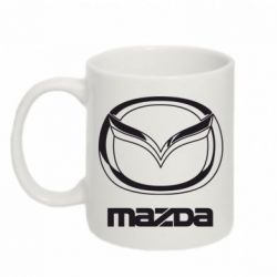 Кружка 320ml Mazda Logo - FatLine