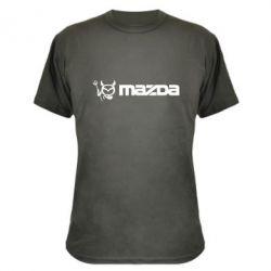 Камуфляжная футболка Mazda - FatLine