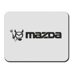 Коврик для мыши Mazda - FatLine