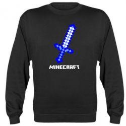 Реглан Меч Minecraft - FatLine