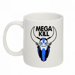 Кружка 320ml Mega Kill - FatLine