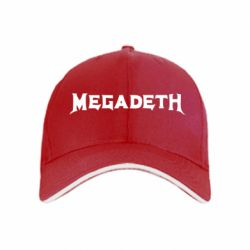 кепка Megadeth - FatLine