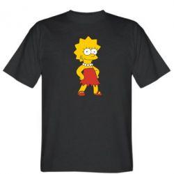 Мужская футболка Мэгги Симпсон - FatLine