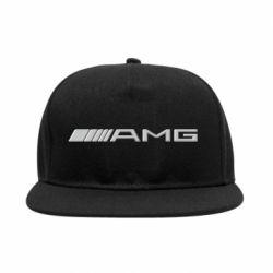 Снепбек Mercedes-AMG (металлик) - FatLine