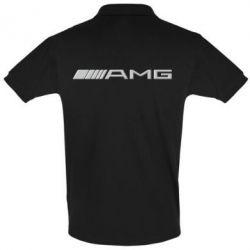 Футболка Поло Mercedes-AMG - FatLine