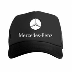 Кепка-тракер Mercedes-Benz Logo - FatLine