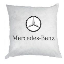 Подушка Mercedes-Benz Logo