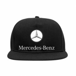 Снепбек Mercedes-Benz Logo