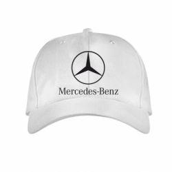 Детская кепка Mercedes Benz - FatLine