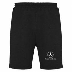 Мужские шорты Mercedes Benz - FatLine