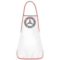 Фартук Mercedes Logo - FatLine
