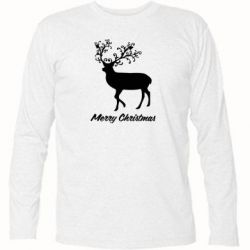 �������� � ������� ������� Merry Christmas Deer - FatLine