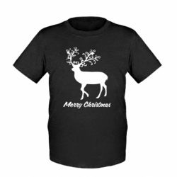 ������� �������� Merry Christmas Deer - FatLine