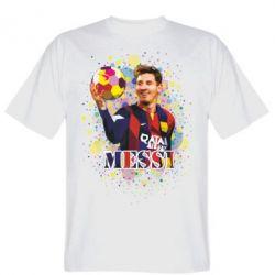 Футболка Месси Art