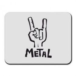Коврик для мыши Metal - FatLine