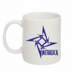 Кружка 320ml Metallica Logotype