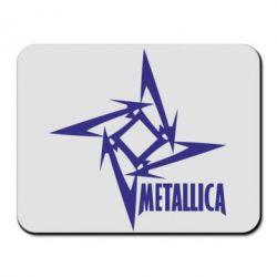 Коврик для мыши Metallica Logotype - FatLine