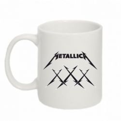 Кружка 320ml Metallica XXX - FatLine