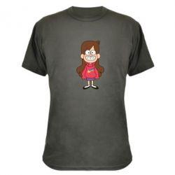 Камуфляжная футболка Мэйбл Пайнс - FatLine