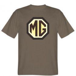 Мужская футболка MG Cars Logo - FatLine