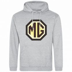 Мужская толстовка MG Cars Logo - FatLine