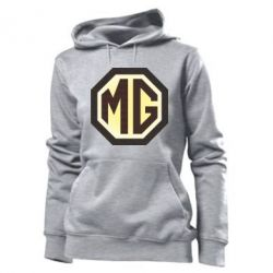 Женская толстовка MG Cars Logo - FatLine