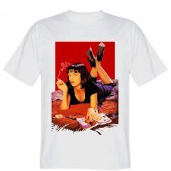 Мужская футболка Mia Wallace - FatLine