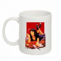 Кружка 320ml Mia Wallace