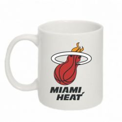 Кружка 320ml Miami Heat - FatLine