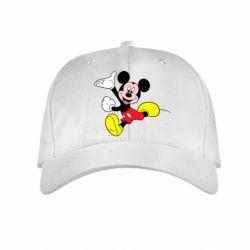 Детская кепка Микки Маус - FatLine