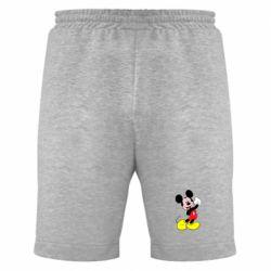 Мужские шорты Микки Маус - FatLine