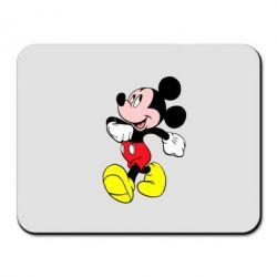 Коврик для мыши Микки шагает - FatLine
