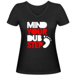 ������� �������� � V-�������� ������� Mind Your Dub Step