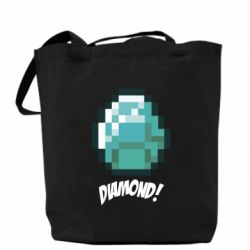 Сумка Minecraft Diamond!