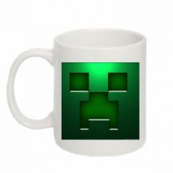 Кружка 320ml Minecraft Face - FatLine