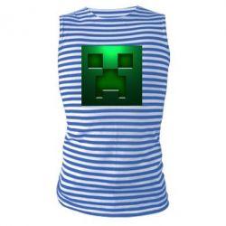 �����-��������� Minecraft Face - FatLine