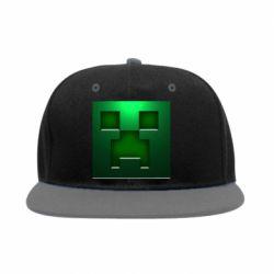 ������� Minecraft Face - FatLine