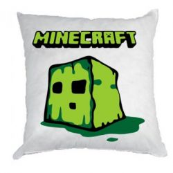 Подушка Minecraft Head - FatLine