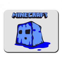 Коврик для мыши Minecraft Head - FatLine