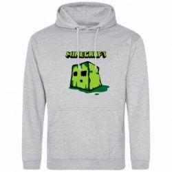 Толстовка Minecraft Head - FatLine