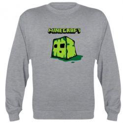 Реглан Minecraft Head - FatLine